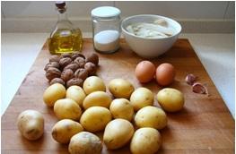 Ingredientes Atascaburras