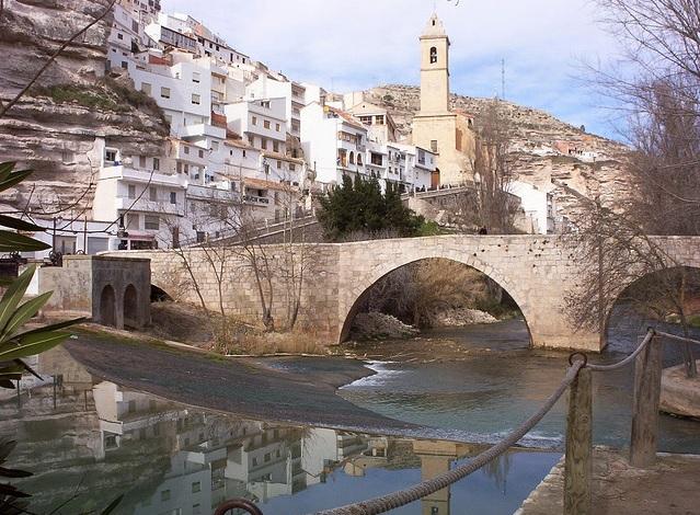 Turismo rural turismo alcal del j car - Casa rural el castillo alcala del jucar ...
